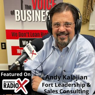 Andy Kalajian, Fort Leadership & Sales Consulting