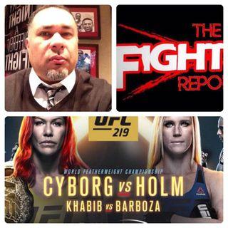 UFC219GorgeousGeorgePodcastMixdown