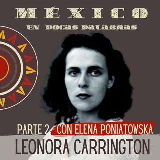 Leonora Carrington Biografía corta con Elena Poniatowska