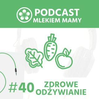 Podcast Mlekiem Mamy #40 - Woda w diecie dziecka karmionego naturalnie