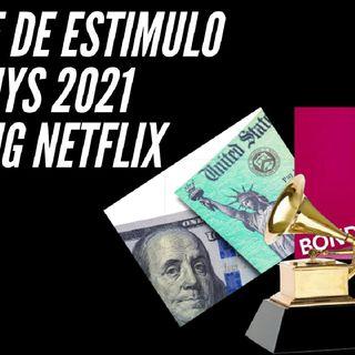 10. #ENVIVO Cheque de Estímulo, Grammys 2021, Bonding| Amigos de lunes por la mañana Mar. 15