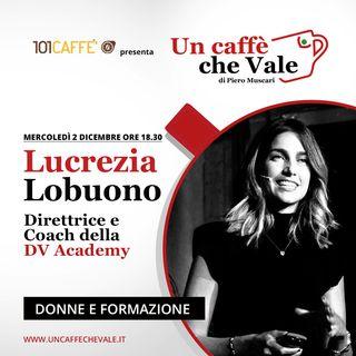 Lucrezia Lobuono: Donne e formazione
