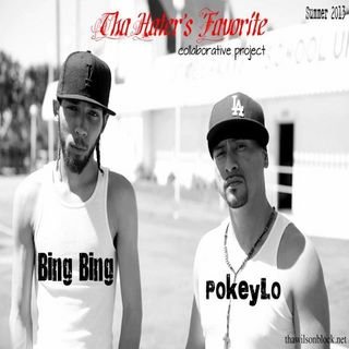 "Bing Bing & PokeyLo present ""Tha Hater's Favorite"" EP"