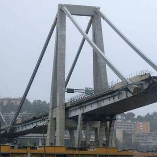 """Anniversario Ponte Morandi, Mattarella: """"Ricostruire la cultura della sicurezza"""""""