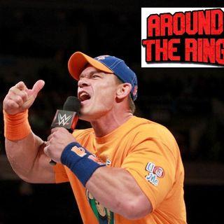 ATR # 111: To Shoot or Not to Shoot - Cena Destroys Reigns