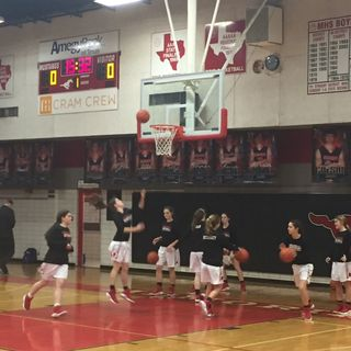 Girls Basketball 🏀 Memorial Mustangs vs Dekaney Wildcats