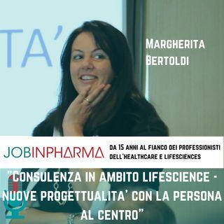 Margherita Bertoldi, JSB Solutions, Sostenibilità e CSR della Consulenza in Lifescience