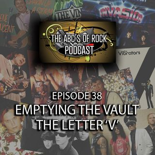 Emptying the Vault - The Letter 'V' - Episode 38