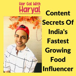 Learn Instagram Growth Secrets with Manthan Gattani | Food Influencer | Maths Tutor| Dancing Cook