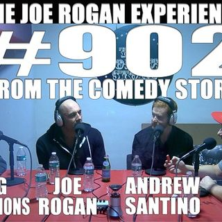 #902 - Live Underground from The Comedy Store