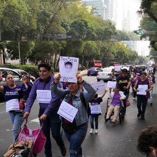 Marchan integrantes del movimiento  #FQTratamientoYa