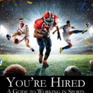 You're Hired, A guide to working in sports, author- Brian Rzeppa / PIZZA