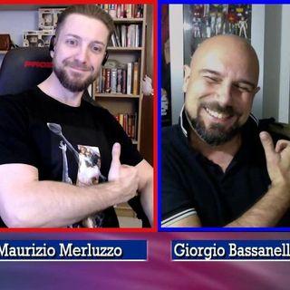 514 - Dopocena con... Maurizio Merluzzo e Giorgio Bassanelli Bisbal - 28.01.2021