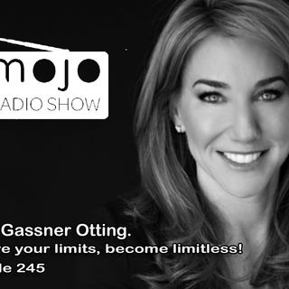 Remove your limits, become limitless Laura Gassner Otting