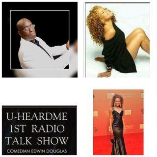 Uheardme 1ST RADIO TALK SHOW - Donna Richardson - Fitness Expert and Author