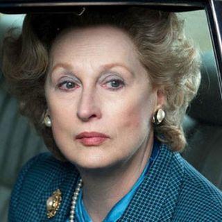 Ep. 6 'Le donne nel Cinema'. The Iron Lady