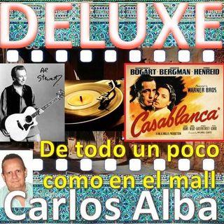 Deluxe - Casablanca -Year Of The Cat (Letra en español)