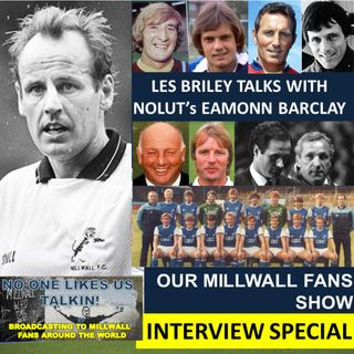 Les Briley Talks with Eamonn 070720