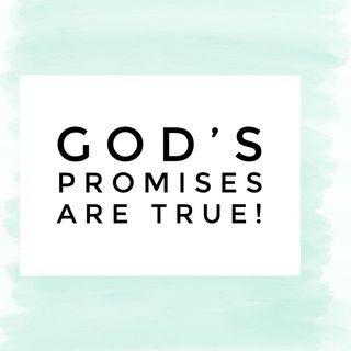Episode 39 - God's promises are true!