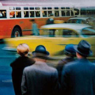 Rumore #1 Ernst Haas - 24/03/2020