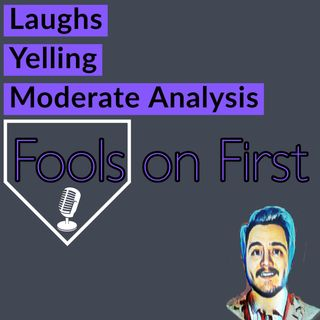 Fools on First - Episode 1 DOGERS WIN IT ALL!