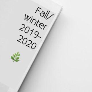 I trend dell'autunno/inverno 2019-2020 da scoprire in versione sostenibile!