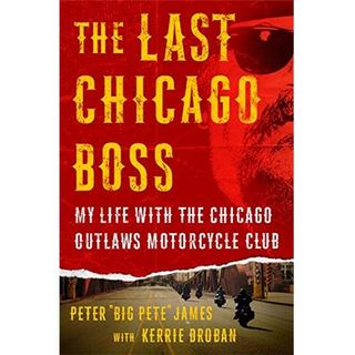 THE LAST CHICAGO BOSS-Kerrie Droban