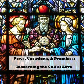 Episode 24: Mary Anne Urlakis interviews Tim Fortin on Exigent Relations in Spiritual Husbands-Spiritual Fathers (October 19, 2020)