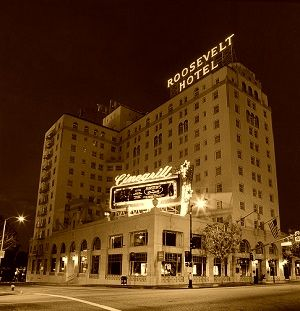 Ep. 5 - Hollywood Roosevelt Hotel