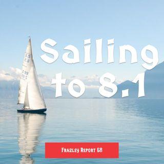 Sailing to 8.1