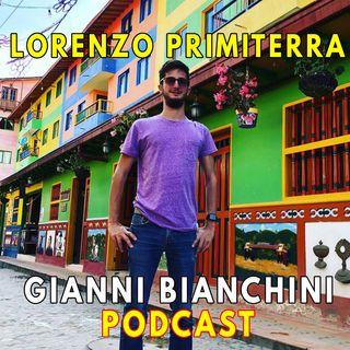 In viaggio con Lorenzo Primiterra - Nomadi digitali, nomad cruise, e-residency e investimenti