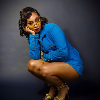 BET's Boomerang Actress Tetona Jackson