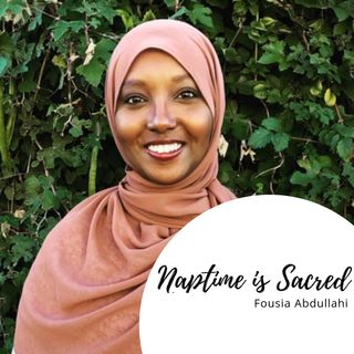 Episode 40: How to become a writer, and help other women achieve their goals with Na'ima B. Robert