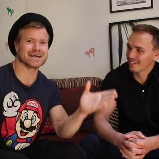 NEST TALKS 3 - RASMUS ENTREPRENEUR STORY FROM APP DEVELOPMENT TO BARTENDING FOR THE QUEEN!