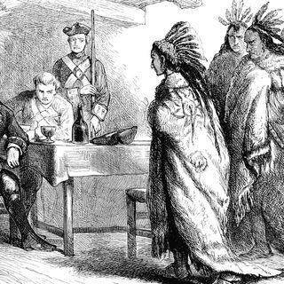 Pontiac, Häuptling der Ottawa-Indianer (Todestag 20.04.1769)