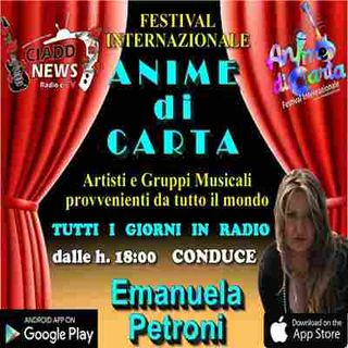 12 Ottobre 2016 - Festival Anime di Carta - Locanda Blues
