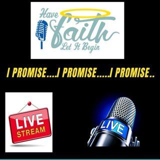 I Promise....I Promise...