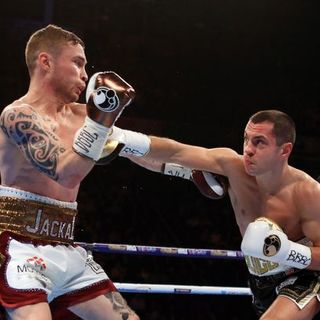 Beyond The Ropes:Scott Quigg,Hayemaker Presser, Kirk Garvey and Sam Smith and More
