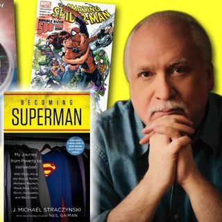 #282: Babylon 5 creator J. Michael Straczynski on sci-fi, superheroes, and his stunning life story!
