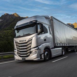 Ascolta la news: nuovo Iveco S-Way per le applicazioni pesanti on-road