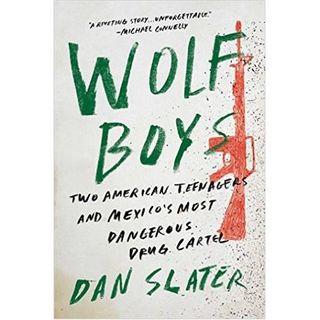 WOLF BOYS-Dan Slater