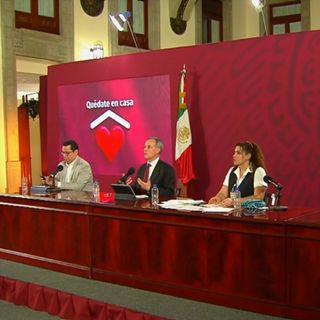 Registra el país 24 mil 905 casos de COVID-19 y dos mil 271 defunciones
