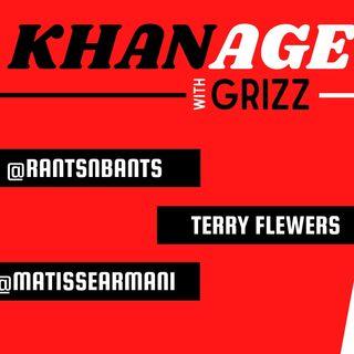Khanage | Rants, Matisse & Terry Flewers
