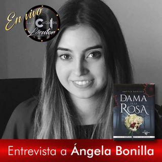 Luis Carballés en vivo 1X10 Entrevista a la escritora Angela Bonilla