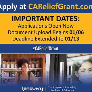California Relief Grant - An interview with expert Hilda Kennedy, Founder/President of AMPAC Business Capital