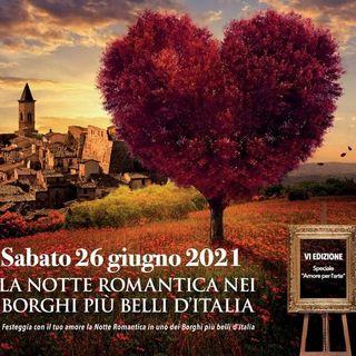 BelPaese, Luoghi e Sapori d'Italia - Notte Romantica