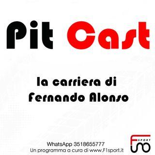 F1 - Pit Cast - La Storia: Fernando Alonso