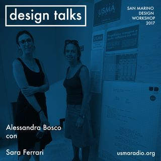 SAN MARINO DESIGN WORKSHOP 2017 - Sara Ferrari