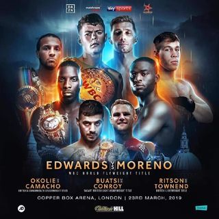 Preview Of The NXT GEN Card Headlined By WBC Flyweight Titlefight Champ Charlie Edwards vs Angel Moreno+A Stacked Undercard Of Future Champs
