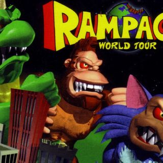 Episode 12: Rampage 7/10 Smooches